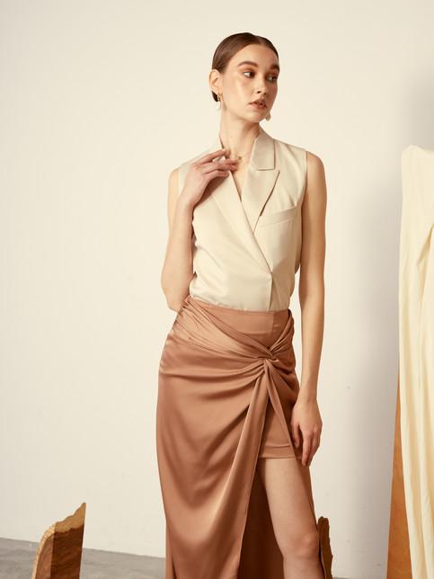 Caroline Shirt - Caroline Skirt
