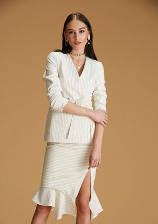 Brisbane Jacket - Brisbane Skirt