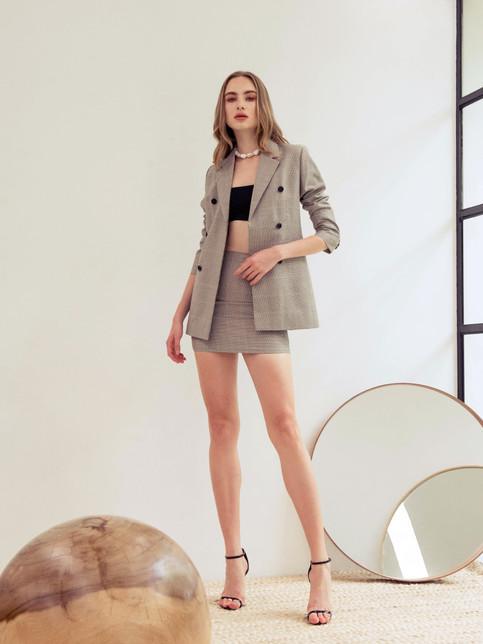 Holly Jacket - Holly Skirt