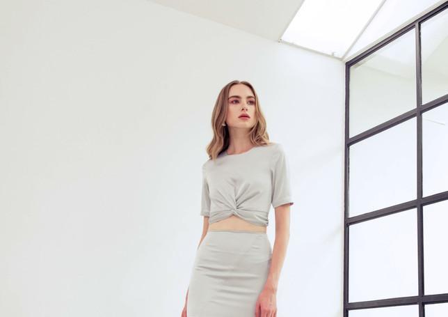 Ramisa Top - Ramisa Skirt
