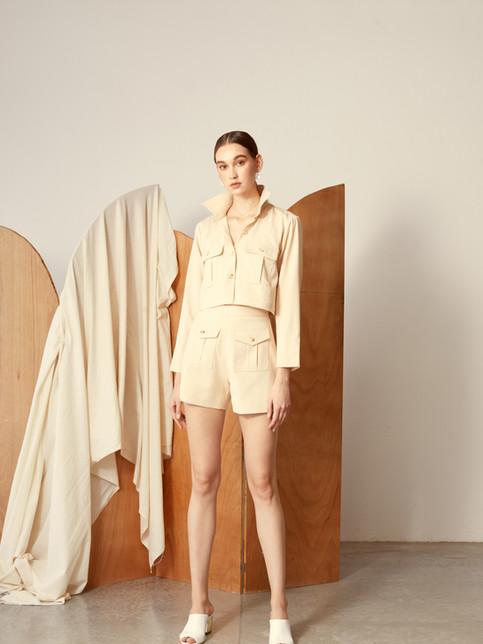 Audrey Shirt - Audrey Shorts