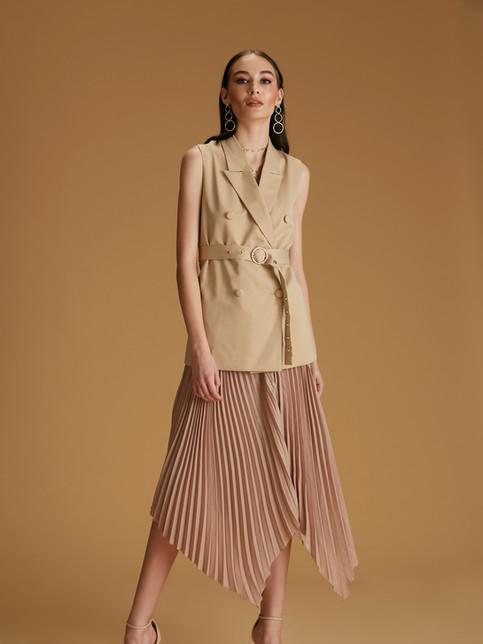 Cairo Jacket - Skirt