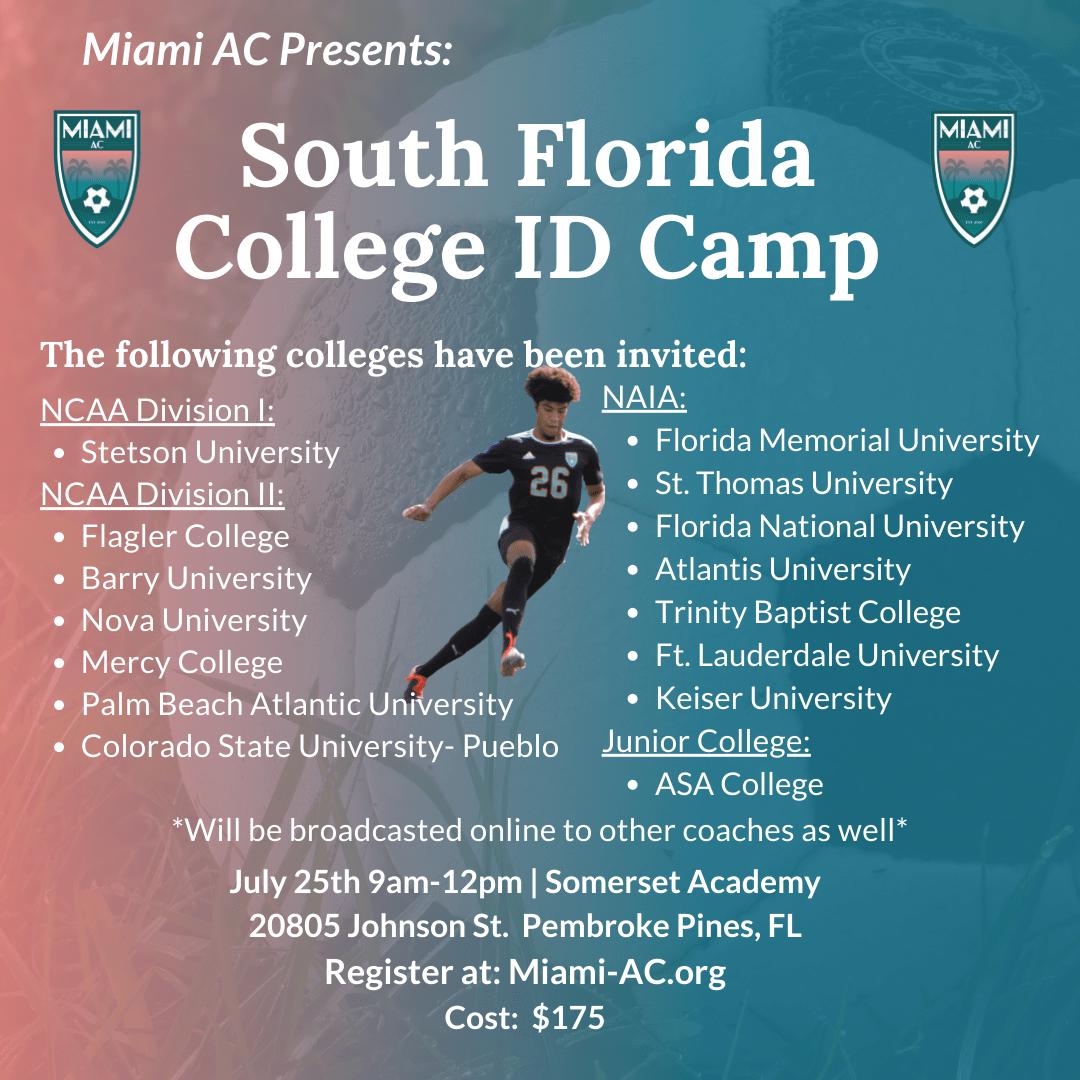 College ID Camp