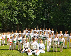 группа по каратэ в москве