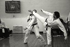 Соревнования по каратэ для взрослых