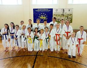 Лучшая школа каратэ для дошкольников