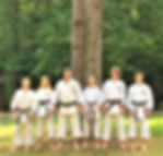 Школа каратэ для подростков