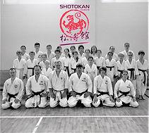 спортивные сборы по шотокан каратэ
