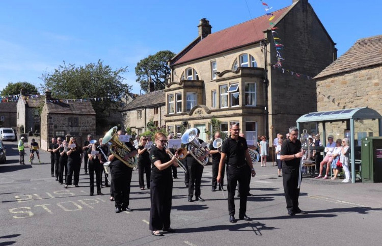 On the March Eyam 2019