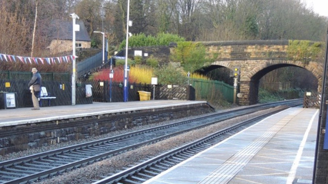 Dronfield Station