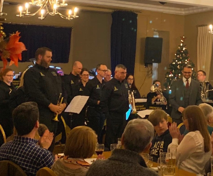 Christmas at Hallowes Golf Club