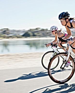 Faire du sport vélo femme - Aloe Vera Passion