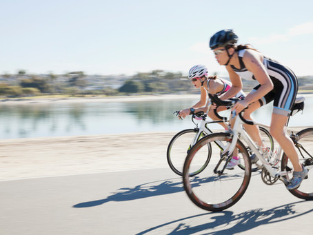 CYCLISTS: NEED SPEED? THESE 3 THINGS MAY HELP