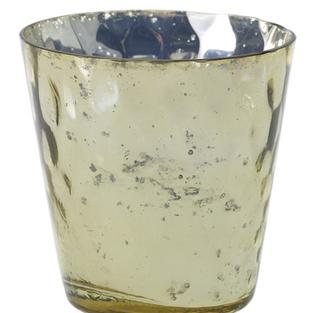 Small Gold Basic Vase