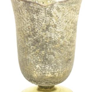 Gold Matte Vase
