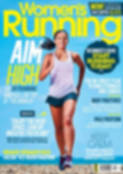 Front Cover Womens Running Magazine July