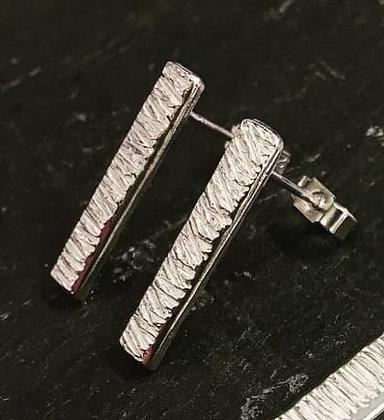Sea Stacks Stud Earrings