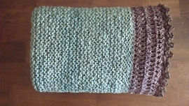 Nordic Beauty Wrap by Wheely Wooly Farm
