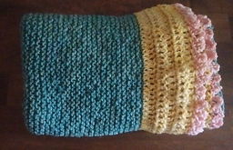 Beatrice Wrap by Wheely Wooly Farm