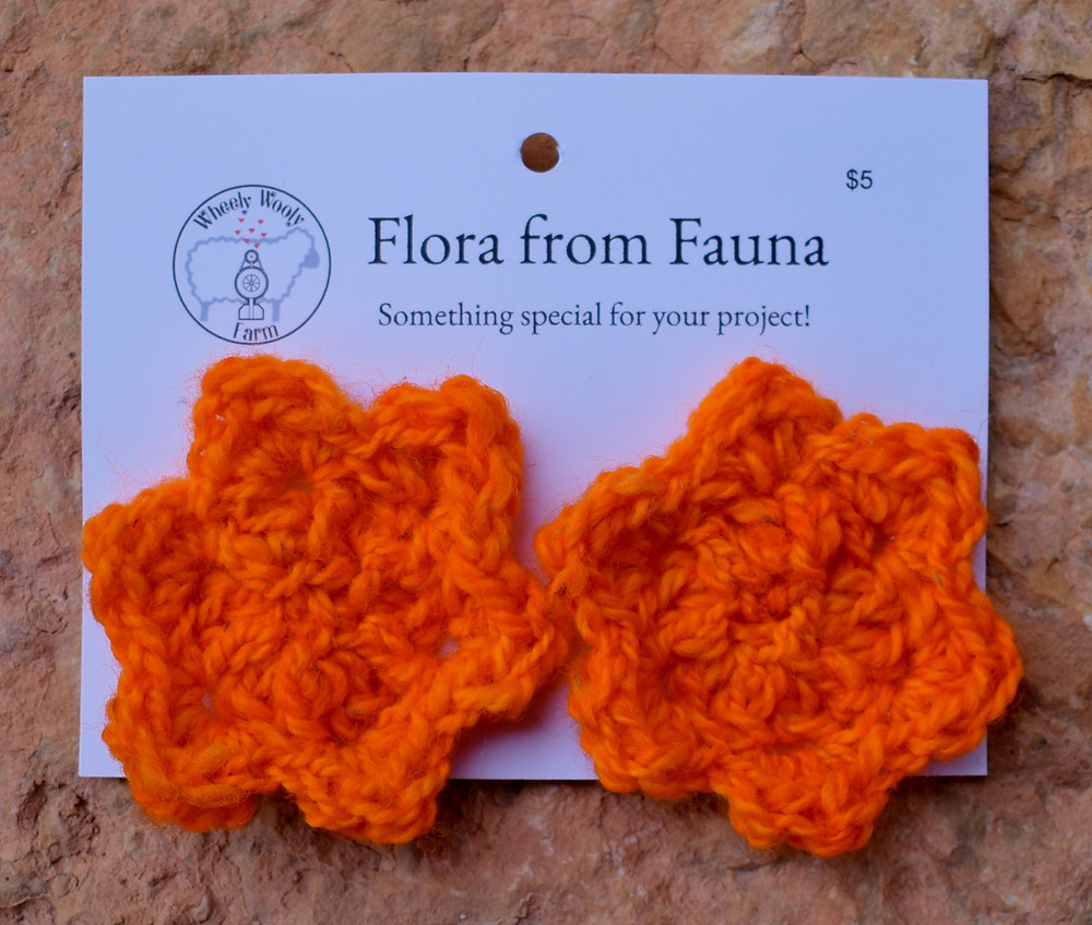Flora From Fauna by Wheely Wooly Farm