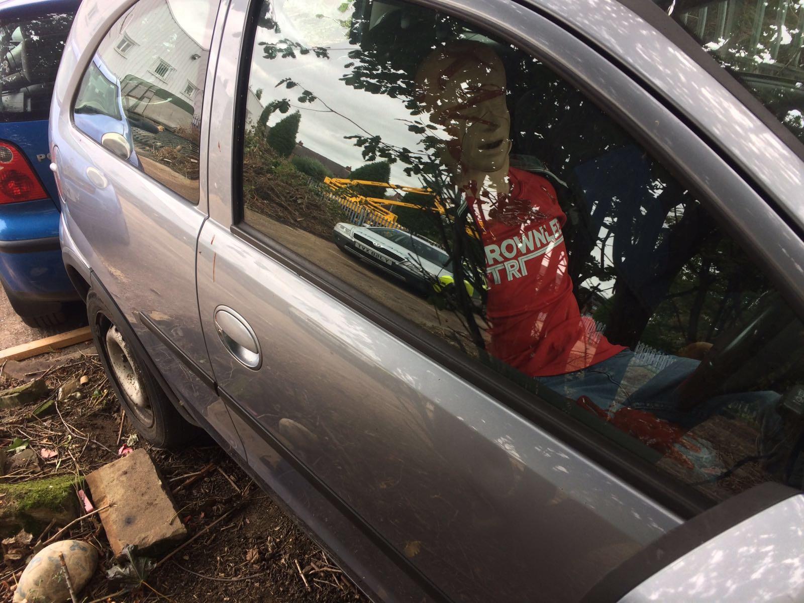 Car Crash (RTC) Training