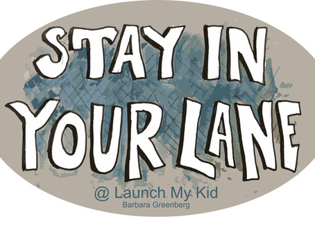 #5 Stay In Your Lane - How Do You Gather Information To Make Decisions?