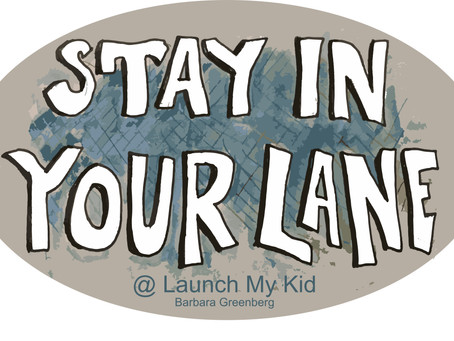 Blog #6 Stay In Your Lane - How You Cope With Your Emotions?