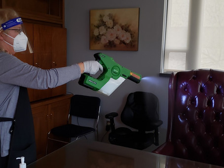 Best Practices for Cleaning to Get Your Employees Back into the Office