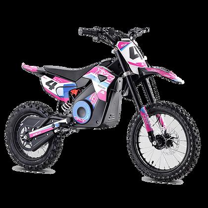DIRT BIKE ENFANT APOLLO RXF ROCKET 1300W 2021 - ROSE