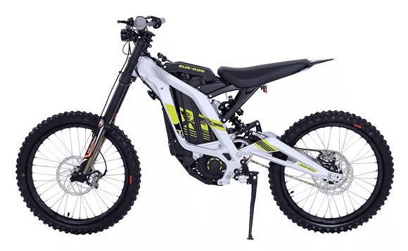 SUR RON Light Bee VERSION X Off-Road SILVER