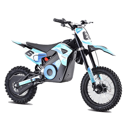DIRT BIKE ENFANT APOLLO RXF ROCKET 1000W 2021 - BLEU