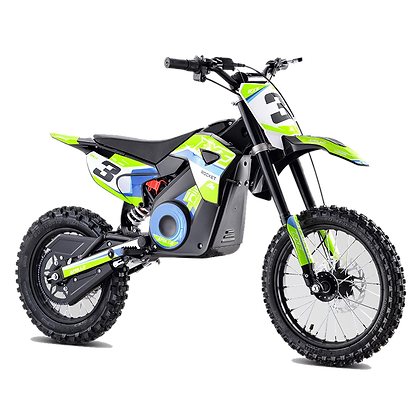 DIRT BIKE ENFANT APOLLO RXF ROCKET 1300W 2021 -VERT