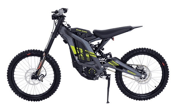 SUR RON Light Bee VERSION X Off-Road GRIS ANTHRACITE