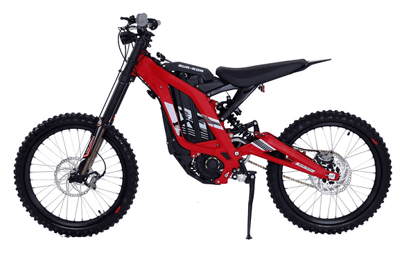 SUR RON Light Bee VERSION X Off-Road ROUGE