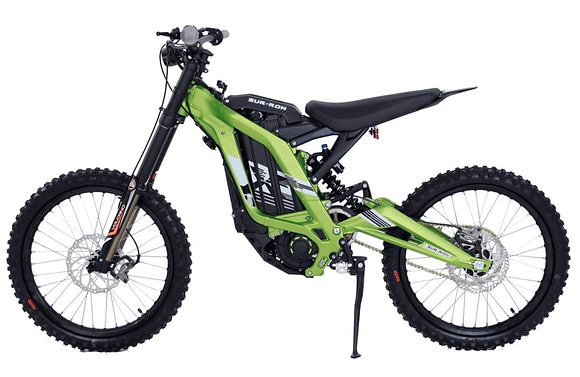 SUR RON Light Bee VERSION X Off-Road VERTE