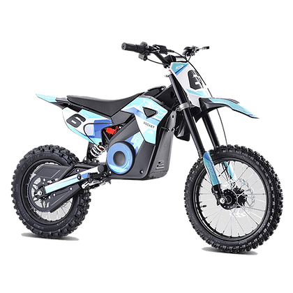 DIRT BIKE ENFANT APOLLO RXF ROCKET 1300W 2021 - BLEU