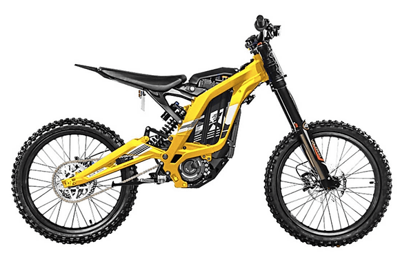 SUR RON Light Bee VERSION X Off-Road JAUNE
