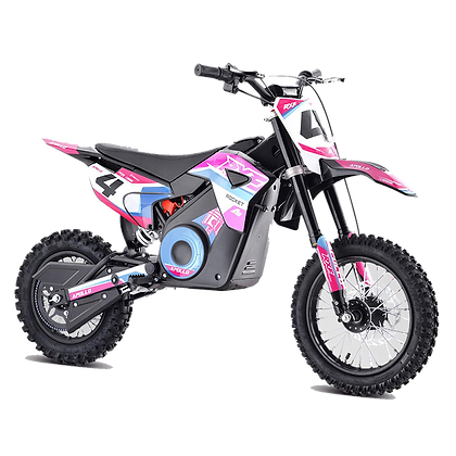 DIRT BIKE ENFANT APOLLO RXF ROCKET 1000W 2021 -ROSE