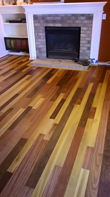 Installed by: Unique Hardwoods