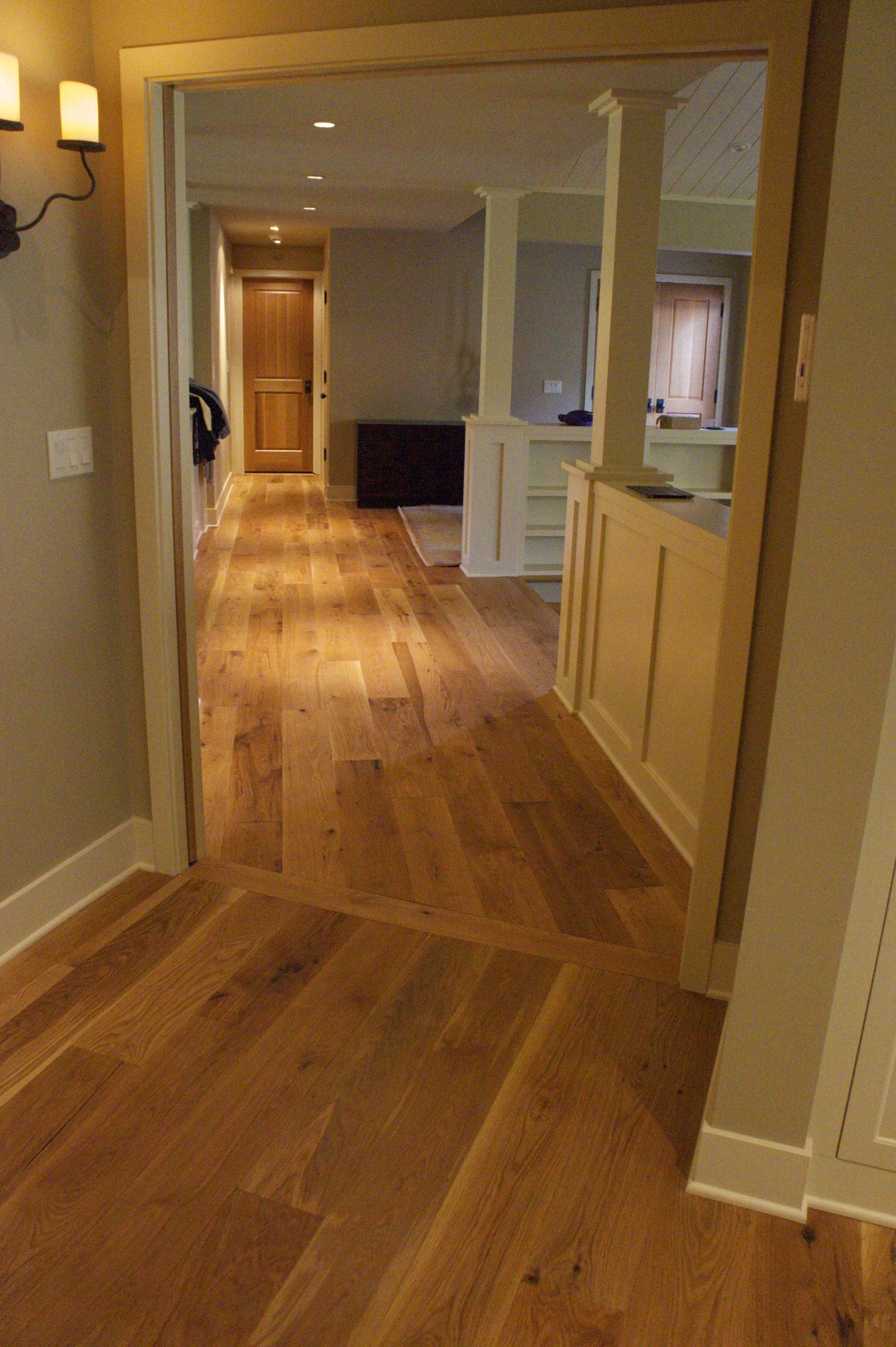 French Oak Hallway - 100 Pro