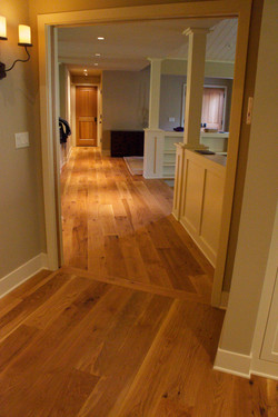Unfinished Engineered French Oak Plank - Natural