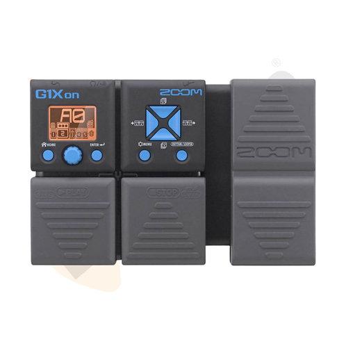 Процессор эффектов Zoom G1Xon для электрогитары
