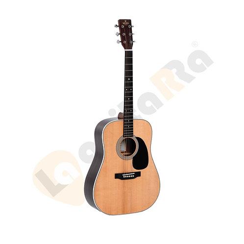 Гитара акустическая Sigma DT-1STE+
