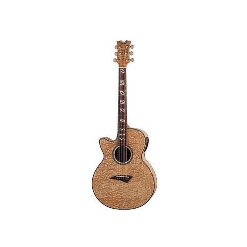Электроакустическая гитара DEAN PE QA L GN
