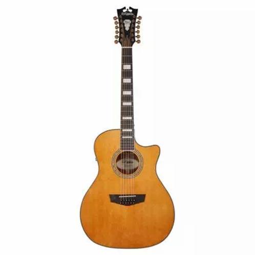 Электроакустическая гитара D'Angelico PREMIER FULTON VN