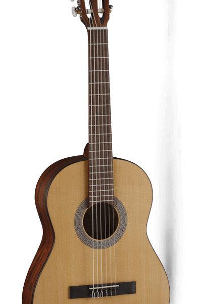 Классическая гитара Cort AC70-OP матовая, размер 3/4