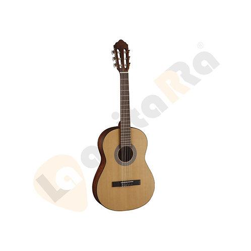 Классическая гитара Cort AC50-OP матовая, размер 1/2