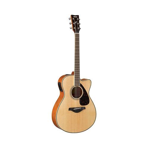 Электроакустическая гитара Yamaha FSX820C N