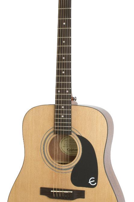 Акустическая гитара Epiphone PRO-1 Natural