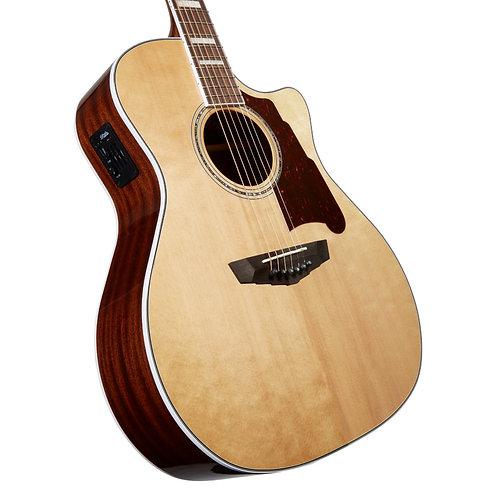 Электроакустическая гитара D'Angelico PREMIER FULTON NATURAL